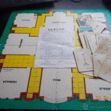 Juegos de mesa: DESPIECE CLUEDO BORRAS EDICION 1974. Lote 48700459