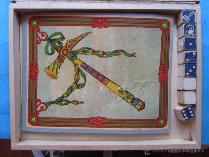 Juegos de mesa: juego de la aduana , o del caballo blanco , muy bien conservado , completo, con instrucciones - Foto 9 - 48737535