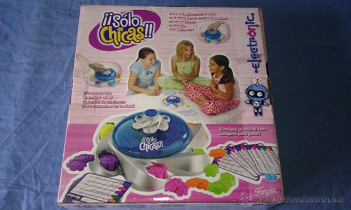 Juego Solo Chicas De Famosa En Caja Origi Comprar Juegos De