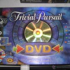 Juegos de mesa: TRIVIAL PURSUIT PARKER. Lote 114131763