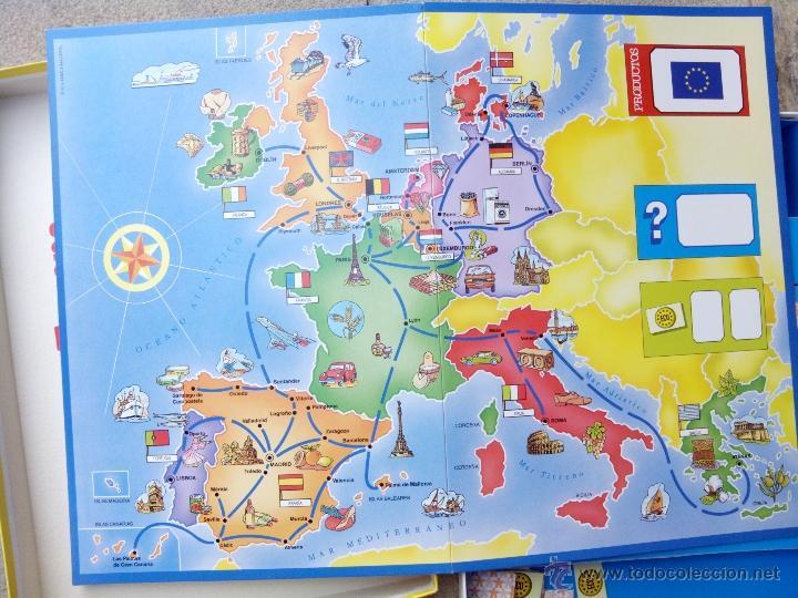 conocer europa juego