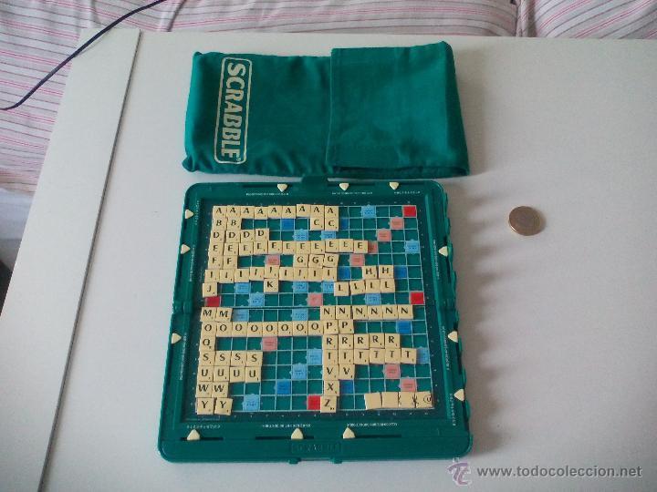 Juego Scrabble Magnetico De Mattel De Bolsillo Comprar Juegos De