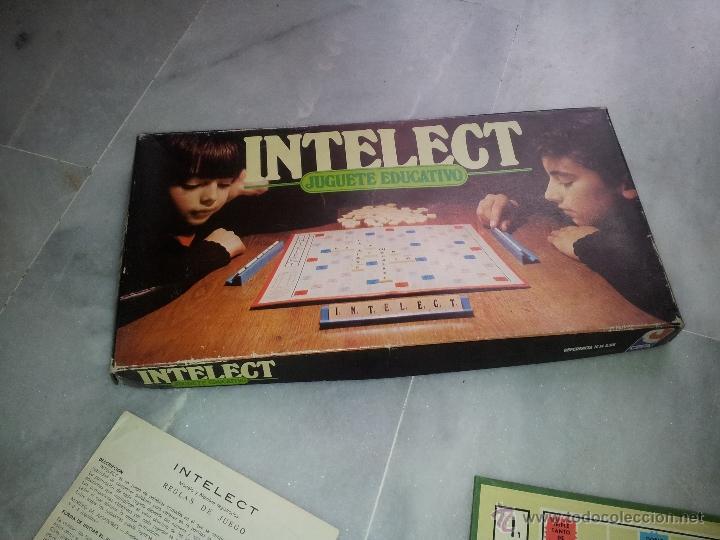 INTELECT JUEGO DE LOS 80 DE CEFA (Juguetes - Juegos - Juegos de Mesa)