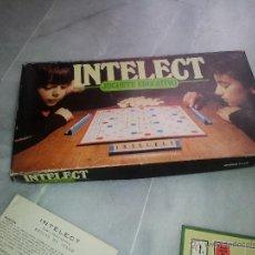 Juegos de mesa: INTELECT JUEGO DE LOS 80 DE CEFA. Lote 49169730
