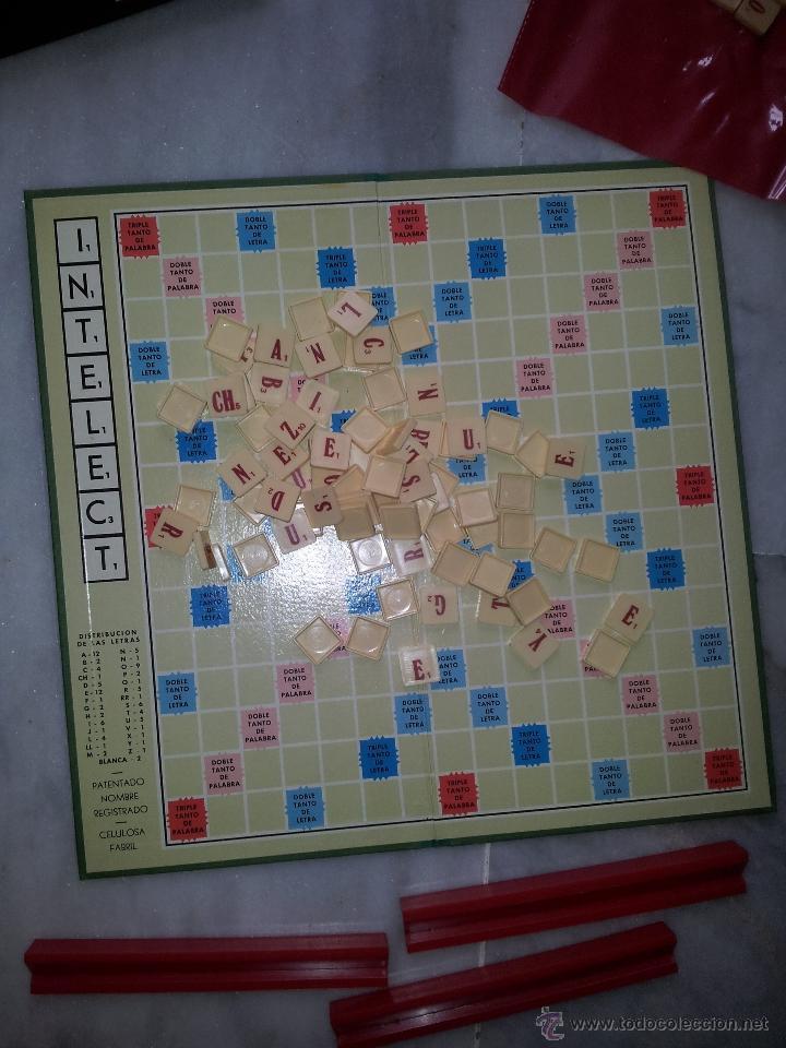 Juegos de mesa: INTELECT JUEGO DE LOS 80 DE CEFA - Foto 3 - 49169730
