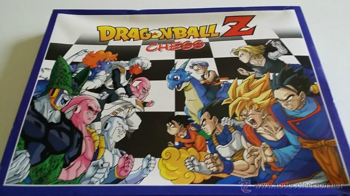 Ajedrez De Bola De Dragon Z Dragon Ball Z Che Comprar Juegos De