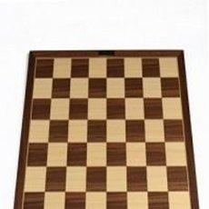 Juegos de mesa: TABLERO AJEDREZ MADERA 40 X 40 CM. Lote 49300734