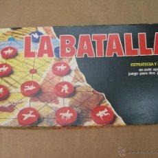 Juegos de mesa: LA BATALLA BORRAS. Lote 49461820