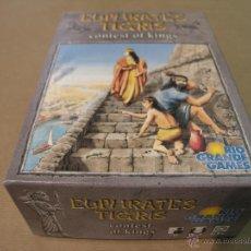 Juegos de mesa: EUFRATES Y TIGRIS RIO GRANDE GAMES REINER KNIZIA. Lote 49461880