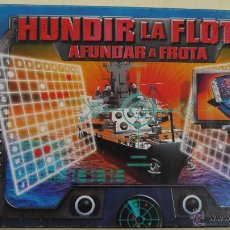 Juegos de mesa: HUNDIR LA FLOTA - MB - 2000. Lote 49492933