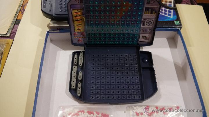 Juegos de mesa: HUNDIR LA FLOTA - MB - 2000 - Foto 4 - 49492933