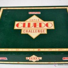 Juegos de mesa: SUPER CLUEDO CHALLENGE * WADDINGTONS * EN INGLES * MUY RARO. Lote 49544214