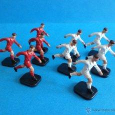 Juegos de mesa: JUGADORES DE FOOTBALLPLAYER - ORIGINALES - PRODUCTO OFICIAL DEL REAL MADRID - FOOTBALL PLAYER. Lote 49548702