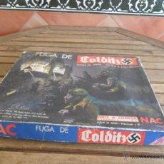 Juegos de mesa: JUEGO DE MESA LA FUGA DE COLDITZ DE NAC. Lote 49624226