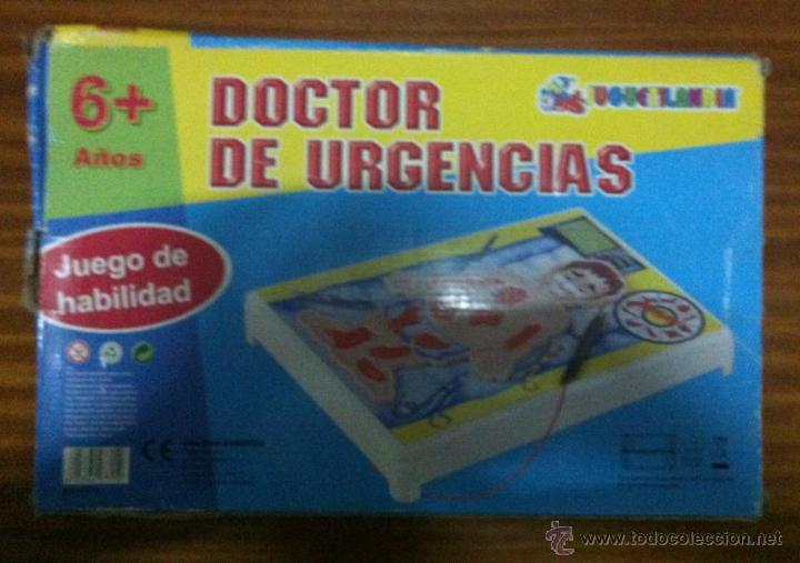 Doctor De Urgencias Operacion Hacendado Por Comprar Juegos De