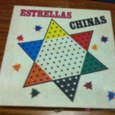 Juegos de mesa: ESTRELLAS CHINAS - DAMAS CHINAS - CHINESE DAMES - KREATEN. Lote 49641788