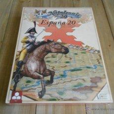 Juegos de mesa: JUEGO WARGAME ESPAÑA 20 - BAILÉN - ARAPILES - VICTORY POINT GAMES - PRECINTADO - NAPOLEONIC 20. Lote 49649227
