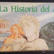Juegos de mesa: JUEGO DE NAC 1983 LA HISTORIA DEL ARTE. Lote 49699425