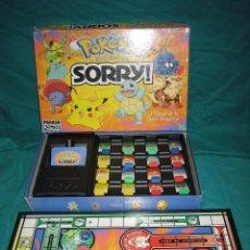 Juegos de mesa: JUEGO DE MESA POKEMON DE PARKER 2000. Lote 49704513