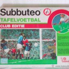 Juegos de mesa: SUBBUTEO CLIPPER - TAFELVOETBAL CLUB EDITIE - FC KOLN - MADE IN AMSTERDAM AÑO 1976. Lote 49717925