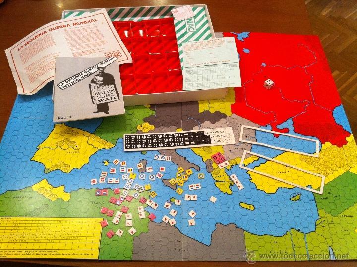 Juego De Mesa Wargame La Segunda Guerra Mundia Comprar Juegos De