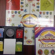 Juegos de mesa: JUEGO DE MESA -CRANIUM - 2DA EDICION. Lote 147573805