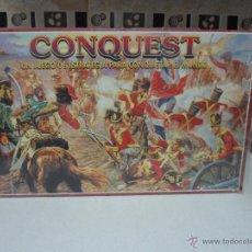 Juegos de mesa: JUEGO DE MESA CONQUEST A ESTRENAR, FALOMIR. Lote 49921112