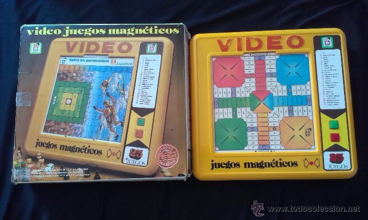 Juegos Magneticos Chicos Anos 80 Comprar Juegos De Mesa