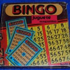 Juegos de mesa: BINGO - RIMA. Lote 50140317