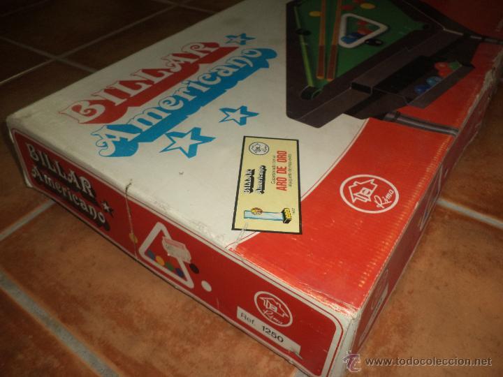 Juegos de mesa: Rima - Billar Americano - Foto 6 - 43918134