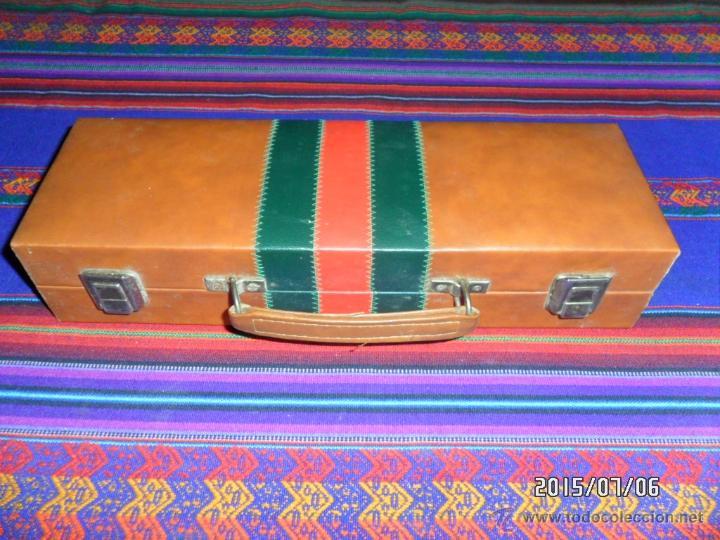 Juegos de mesa: RUMMY RUMM-EEE RUMMWAY ORIGINAL AMERICANO EN MALETÍN AÑOS 70 TIPO PEGASI. BUEN ESTADO. MUY, MUY RARO - Foto 2 - 50182345