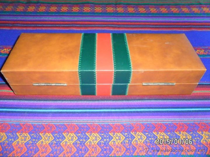 Juegos de mesa: RUMMY RUMM-EEE RUMMWAY ORIGINAL AMERICANO EN MALETÍN AÑOS 70 TIPO PEGASI. BUEN ESTADO. MUY, MUY RARO - Foto 3 - 50182345