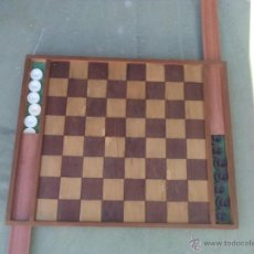 Juegos de mesa: JUEGO DE DAMAS. Lote 50186930