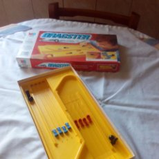 Juegos de mesa: DRAGSTER,JUEGO DE CARRERAS DE MB JEUX. 1982 EN CAJA ORIGINAL.. Lote 50358845