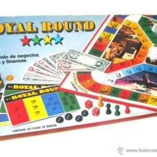 Juegos de mesa: MUY RARO !!! BORRAS - JUEGO DE MESA - ROYAL ROUND. Lote 50387536