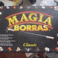 Juegos de mesa: JUEGO COMPLETO DE MAGIA BORRAS. Lote 50491444