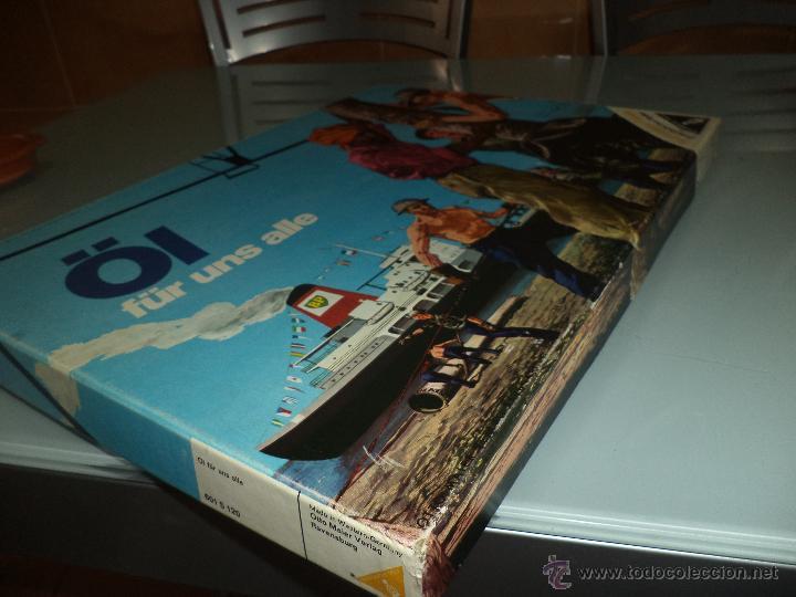 Juegos de mesa: ÖL FÚR UNS ALLE.Petroleo para todos.1960 Gérmany.Otto Maier Veriag.Ravensburg. - Foto 6 - 50555296