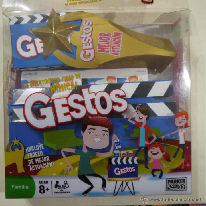 Gestos Parker 2008 Comprar Juegos De Mesa Antiguos En