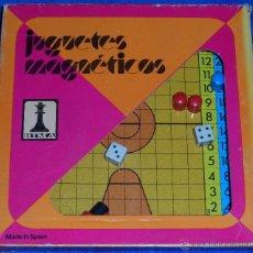 Juegos de mesa: BALONCESTO - JUEGO MAGNÉTICO - RIMA. Lote 50619379