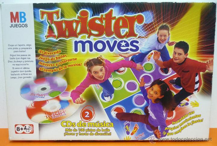 Twister Moves Mb Juegos Hasbro Juego De Mesa Comprar Juegos De