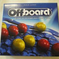 Juegos de mesa: OFFBOARD - ASMODEE - 2011. Lote 50755655