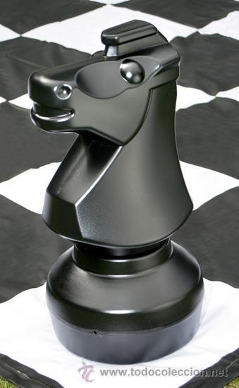 Juegos de mesa: Chess. Piezas de Ajedrez gigantes de plástico para jardín - Foto 2 - 50862441