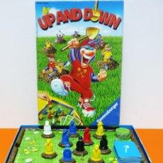Juegos de mesa: UP AND DOWN -RAVENSBURGER- JUEGO DE MESA. Lote 50905394