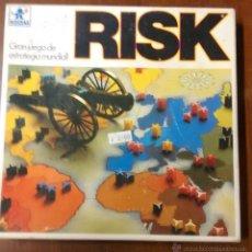 Juegos de mesa: RISK, GRAN JUEGO DE ESTRATEGIA MUNDIAL. Lote 50974703