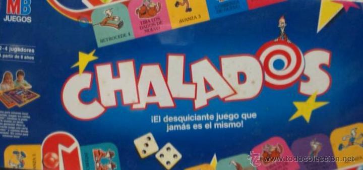 Juego Chalados De Mb Juegos Para Ninos A Parti Comprar Juegos De