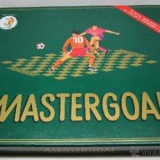 Juegos de mesa: JUEGO MESA FUTBOL ESTRATEGIA MASTERGOAL. Lote 173144603