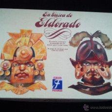 Juegos de mesa: ANTIGUO JUEGO EN BUSCA DE ELDORADO, DE JUEGOS FOURNIER. MUY BIEN CONSERVADO.. Lote 51086973