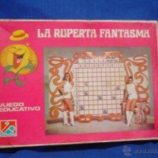 Juegos de mesa: LA RUPERTA FANTASMA - PROGRAMA DE T.V.E. 1,2,3...RESPONDA OTRA VEZ - AÑOS 70. Lote 51255196