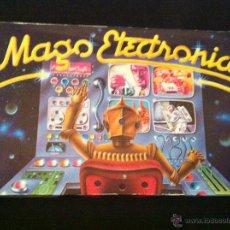 Juegos de mesa: ANTIGUO JUEGO MAGO ELECTRONICO, DE CEFA. REF. 14-3001. MUY BUEN ESTADO. Lote 51346229