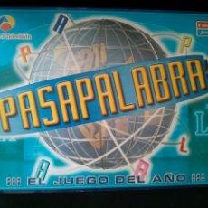 Juegos de mesa: JUEGO PASAPALABRA COMPLETO AÑO 2000 DE FALOMIR USADO. Lote 51385933